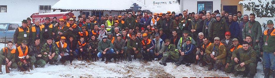 LOVAČKA I TURISTIČKA ATRAKCIJA: U hajci na Vlašićke lisice 150 lovaca